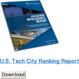 U.S. Tech City Ranking Report Download